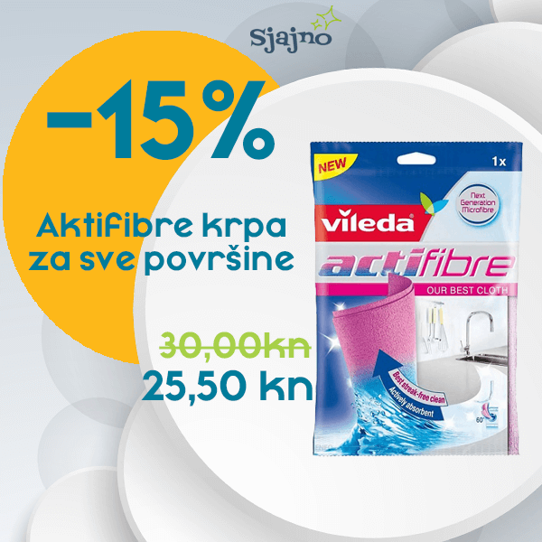 VILEDA PVA KRPA ACTIFIBRE MULTI SURFACE