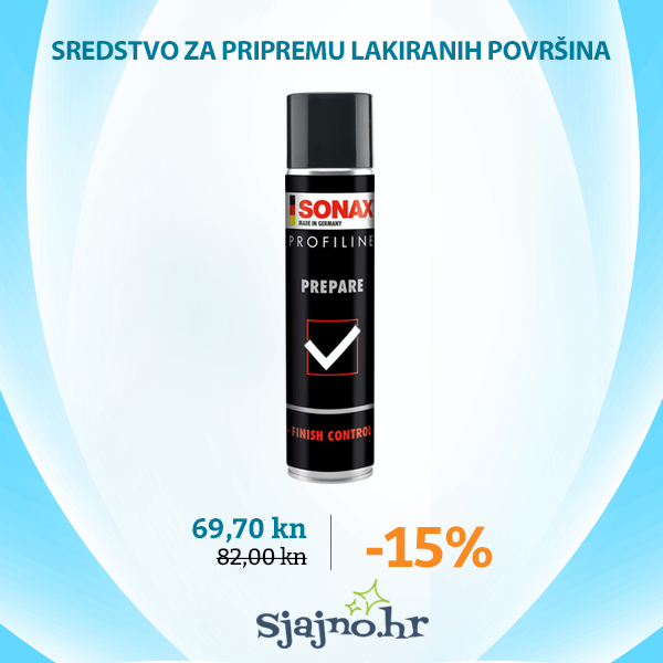 SONAX PROFILINE PRIPREMA LAKA 400 ml