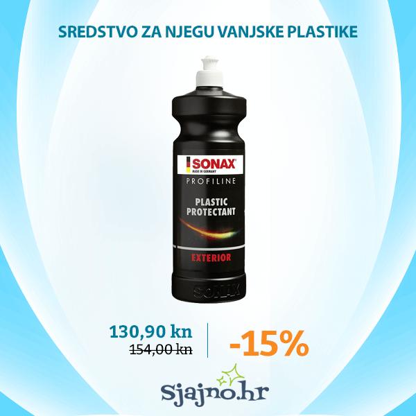 SONAX PROFILINE NJEGA VANJSKE PLASTIKE 1 L